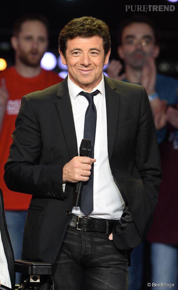 """Patrick Bruel : un artiste qui n'a pas su contenir son émotion devant la diffusion du """"Prénom"""" hier soir sur TF1."""