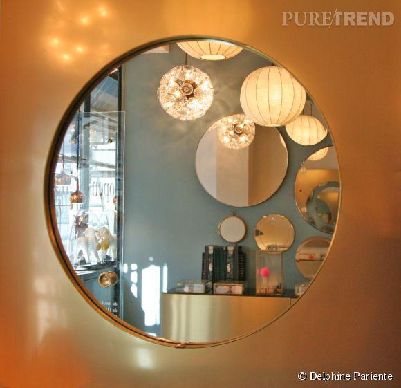Delphine Pariente vient d'ouvrir une seconde boutique rue de Turenne.