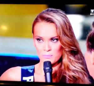 "Quand Miss Provence 2014 ""bugge"" face caméra."