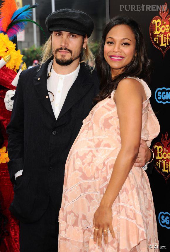 Zoe Saldana et Marco Perego sont les heureux parents de jumeaux nés ce lundi 8 décembre selon The Mirror.