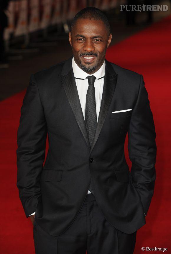 Idris Elba dans le peau du prochain James Bond ? On y croit !