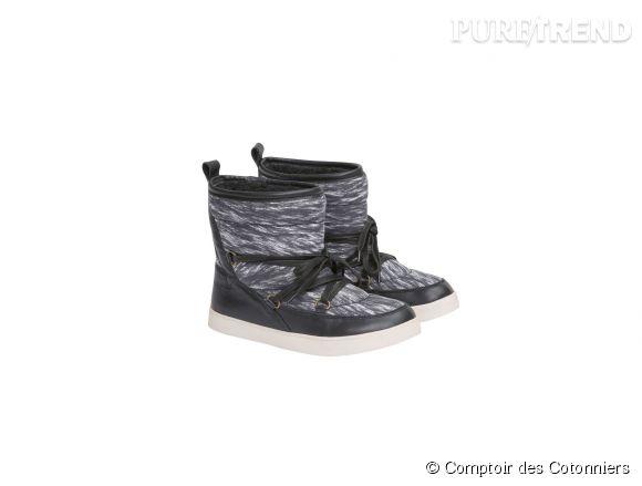 S lection shopping 18 paires de chaussures de ski aussi - Mademoiselle plume comptoir des cotonniers ...