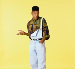 Dans les 90's : Will Smith fait figure d'icône du cool. Il porte bien évidemment une salopette en jean.
