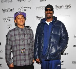 Snoop Dogg est grand-père grâce à son fils, Corde Calvin, 21 ans et sa chérie, Jessica.