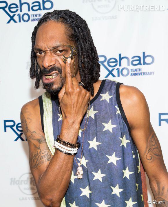 Snoop Dogg : désormais grand-père !