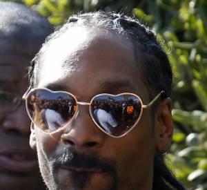 Une chose est sûre, c'est que Snoop Dogg, tout fier, sera un papy plein d'amour !