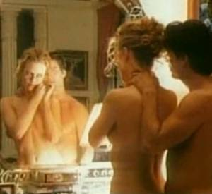 """Eyes Wide Shut"" avec Nicole Kidman et Tom Cruise."