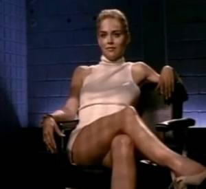 "Bande annonce du film ""Basic Instinct"" avec Michael Douglas et Sharon Stone."