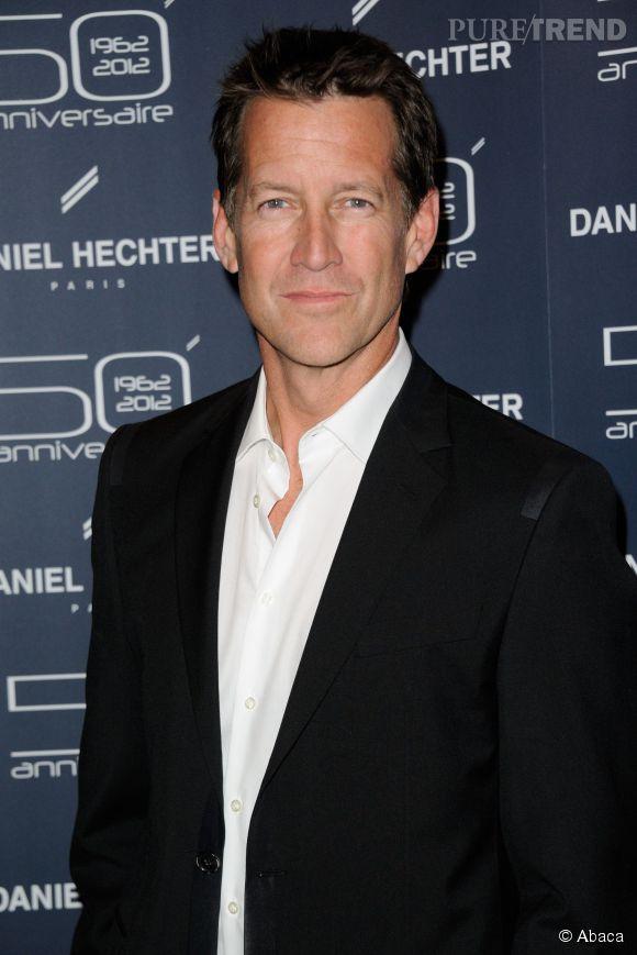 James Denton est toujours égérie Daniel Hechter.