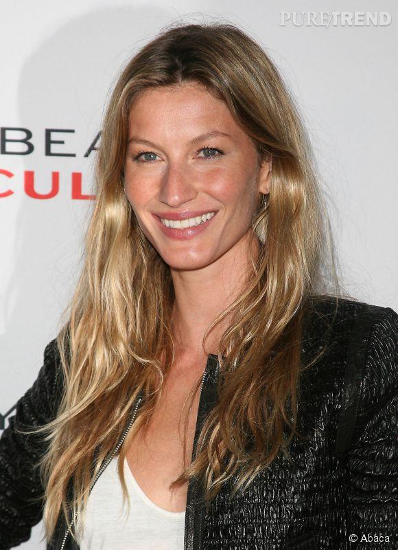 Gisele Bündchen, le top model le plus jalousé de la planète.
