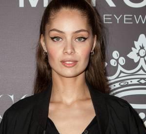 Marie-Ange Casta, encore plus belle que sa soeur ? Son regard de biche envoutant