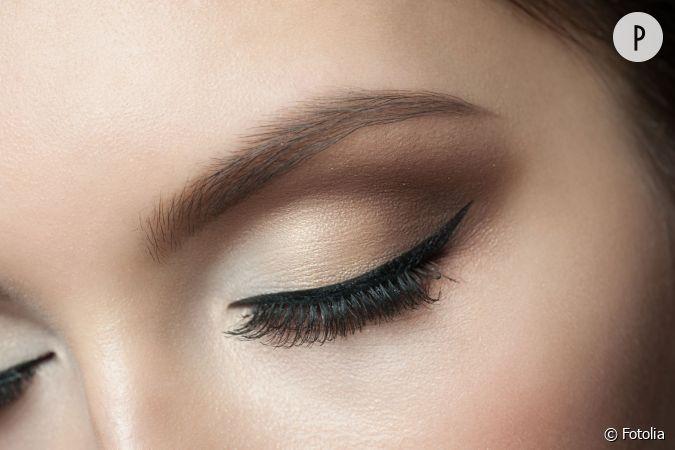 Comment faire un trait d 39 eye liner r ussi instagram - Comment faire un trait de liner ...