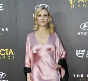 Cate Blanchett : pas de culotte pour une apparition réussie