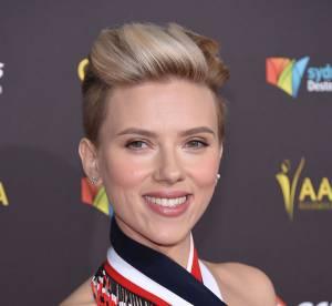 Scarlett Johansson : transformation radicale, elle passe à la coupe garçonne