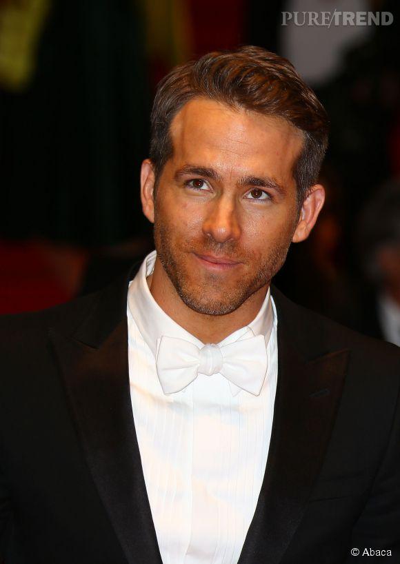 """Ryan Reynolds, invité d'""""USA Today"""" le 3 février, a refusé de révéler le nom de sa fille."""