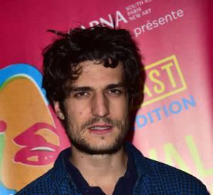 Louis Garrel, le beau brun ténébreux du cinéma français.