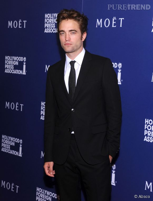 Robert Pattinson, toujours aussi sexy, il arrive quatrième.