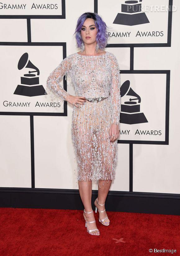 Katy Perry nous a déjà fait meilleure impression.