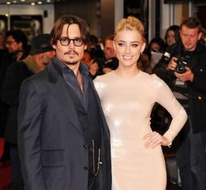 Johnny Depp et Amber Heard : enfin mariés sur une île paradisiaque (photo)