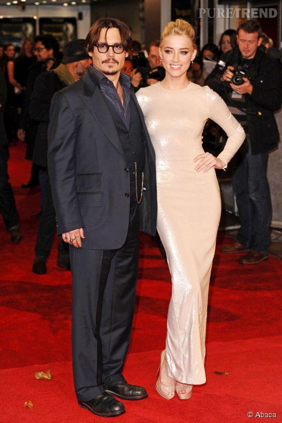 Johnny Depp et Amber Heard : enfin mariés !