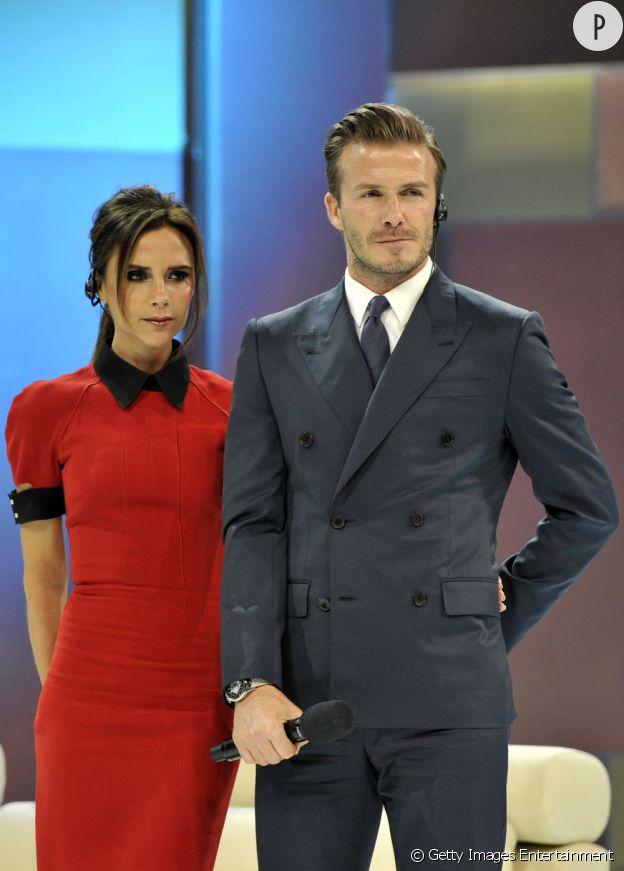 Victoria Beckham imagine bien David Beckham dans la peau de James Bond au cinéma.