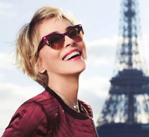 Sharon Stone : son joli coup de pub pour les lunettes Kirk & Kirk