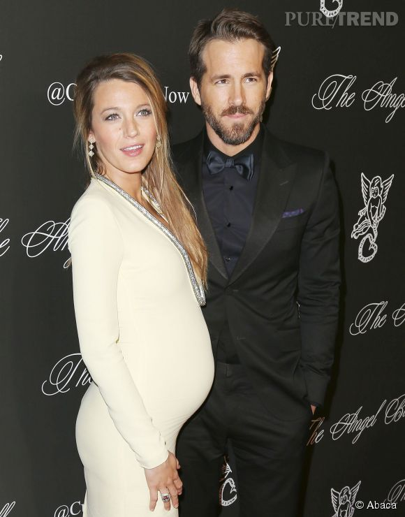 Blake Lively et Ryan Reynolods ont appelé leur fille James.