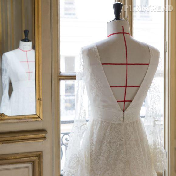 La création exclusive de Delphine Manivet pour la maison Guerlain.