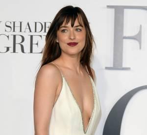 """""""50 Nuances de Grey"""" : une doublure fesse pour Dakota Johnson"""