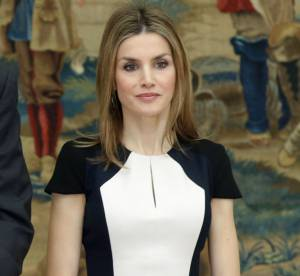 Letizia d'Espagne : une robe amincissante dont elle aurait pu se passer !