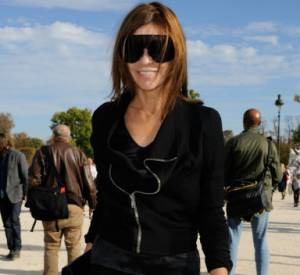 Carine Roitfeld et ses jupes crayons