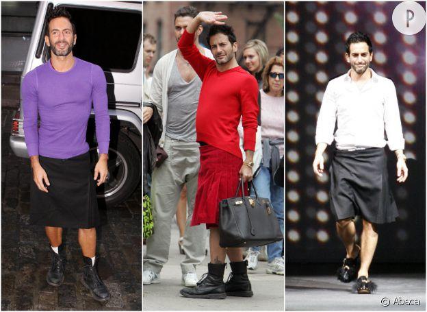 Marc Jacobs et ses jupes