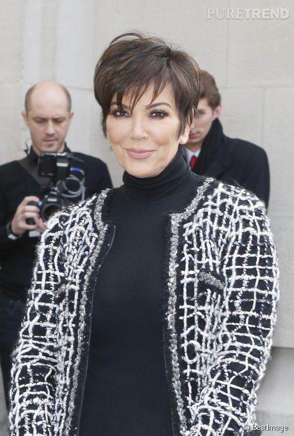 Kris Jenner serait victime d'un pirate informatique doublé d'un maître-chanteur en possession d'une vidéo d'elle toute nue.