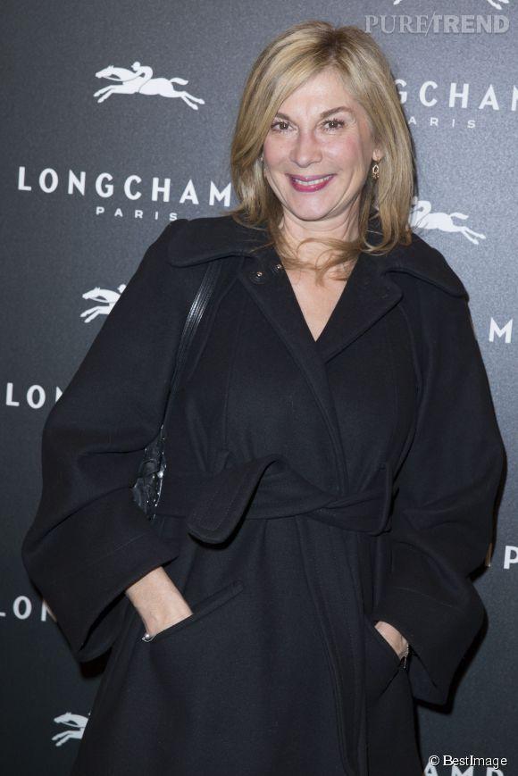 """Michèle Laroque : l'actrice est à l'affiche de la série """"Peplum"""" sur M6. Découvrez les hommes qui ont marqué sa vie."""