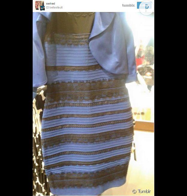 La robe qui fait débat.