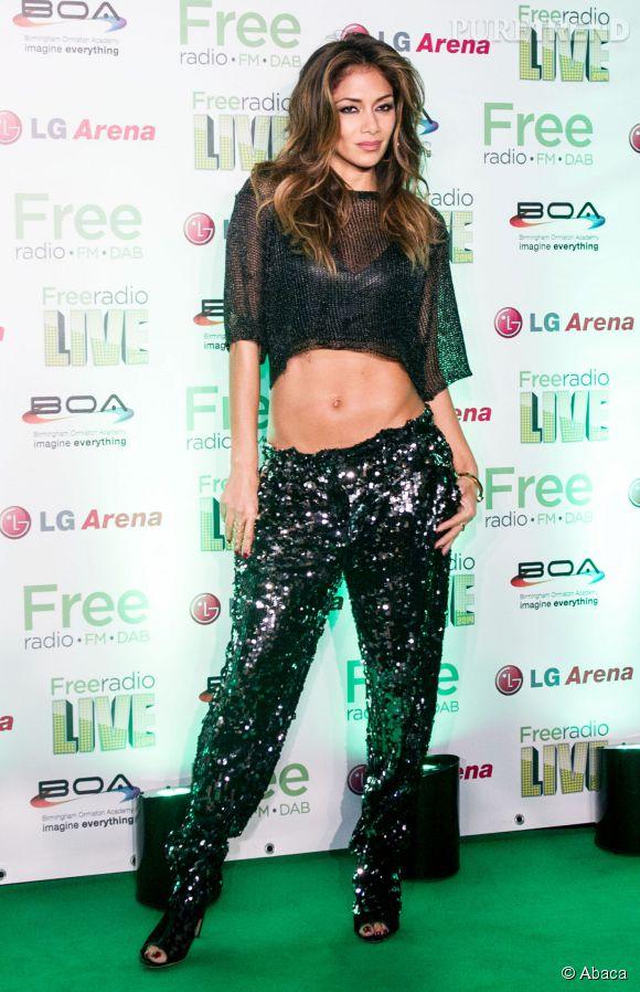 Nicole Scherzinger, une célibataire sexy en diable.