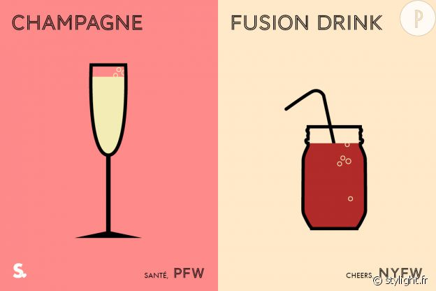 Paris VS New York, la guerre des Fashion Week.