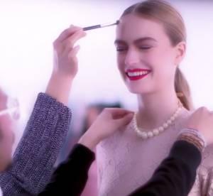Fashion Week : l'épreuve du feu pour la peau des mannequins (vidéo)
