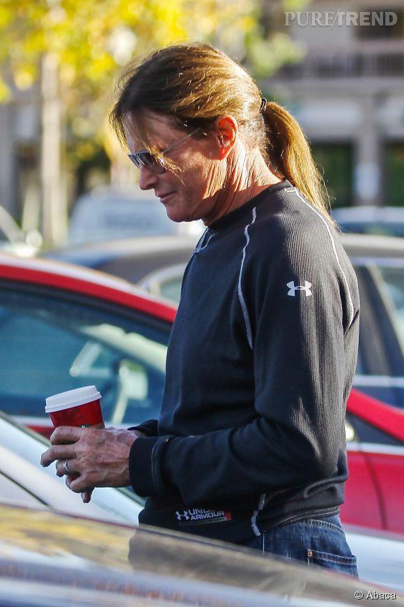 """Bruce Jenner serait sur le point de devenir """"Belinda""""."""