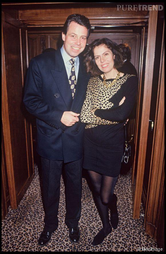 Michel Leeb et sa femme, Béatrice. Un couple indéboulonnable.