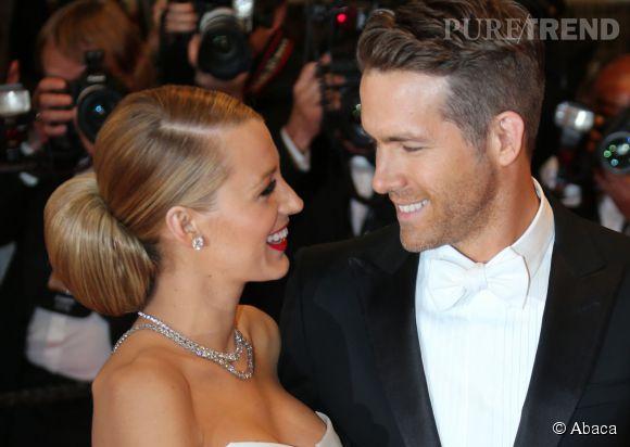 Blake Lively et Ryan Reynolds sont parents d'une petite James.