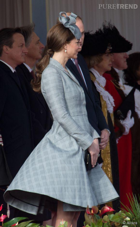 Kate Middleton victime d'un accident de garde-robe.