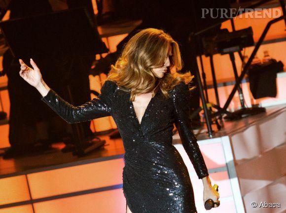La diva Céline Dion peut compter sur le soutien de ses fans dans cette épreuve.