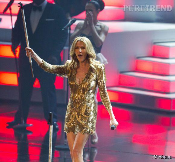 Céline Dion de retour sur la scène du Caesar's Palace dans quelques mois ?