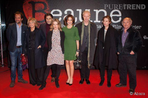 Parmi le jury du Festival du Film Policier de Beaune, on ne voit qu'Elsa Zylberstein.