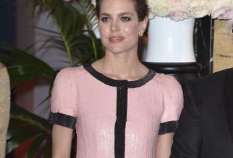 Charlotte Casiraghi, sublime reine du Bal de la rose : Monaco en fête