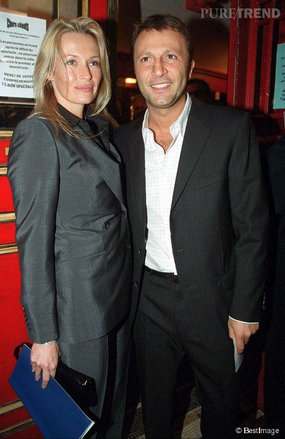 Arthur et Estelle Lefébure ont été mariés de 2004 à 2008.