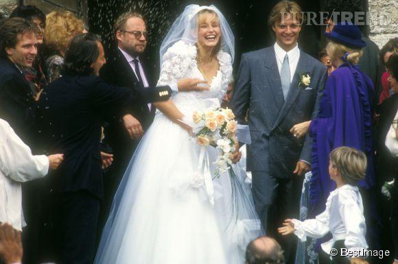 Cathy Guetta et David Hallyday et David Hallyday