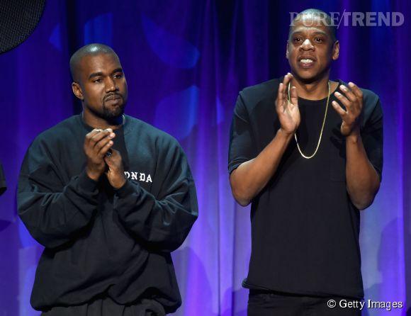Jay Z peut compter sur le soutien de Kanye West comme toujours.