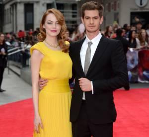 Emma Stone : bientôt la rupture avec Andrew Garfield ?